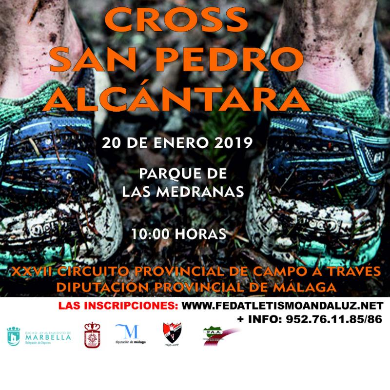 Cross San Pedro