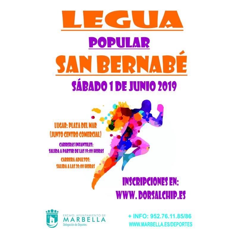 Legua Popular San Bernabé