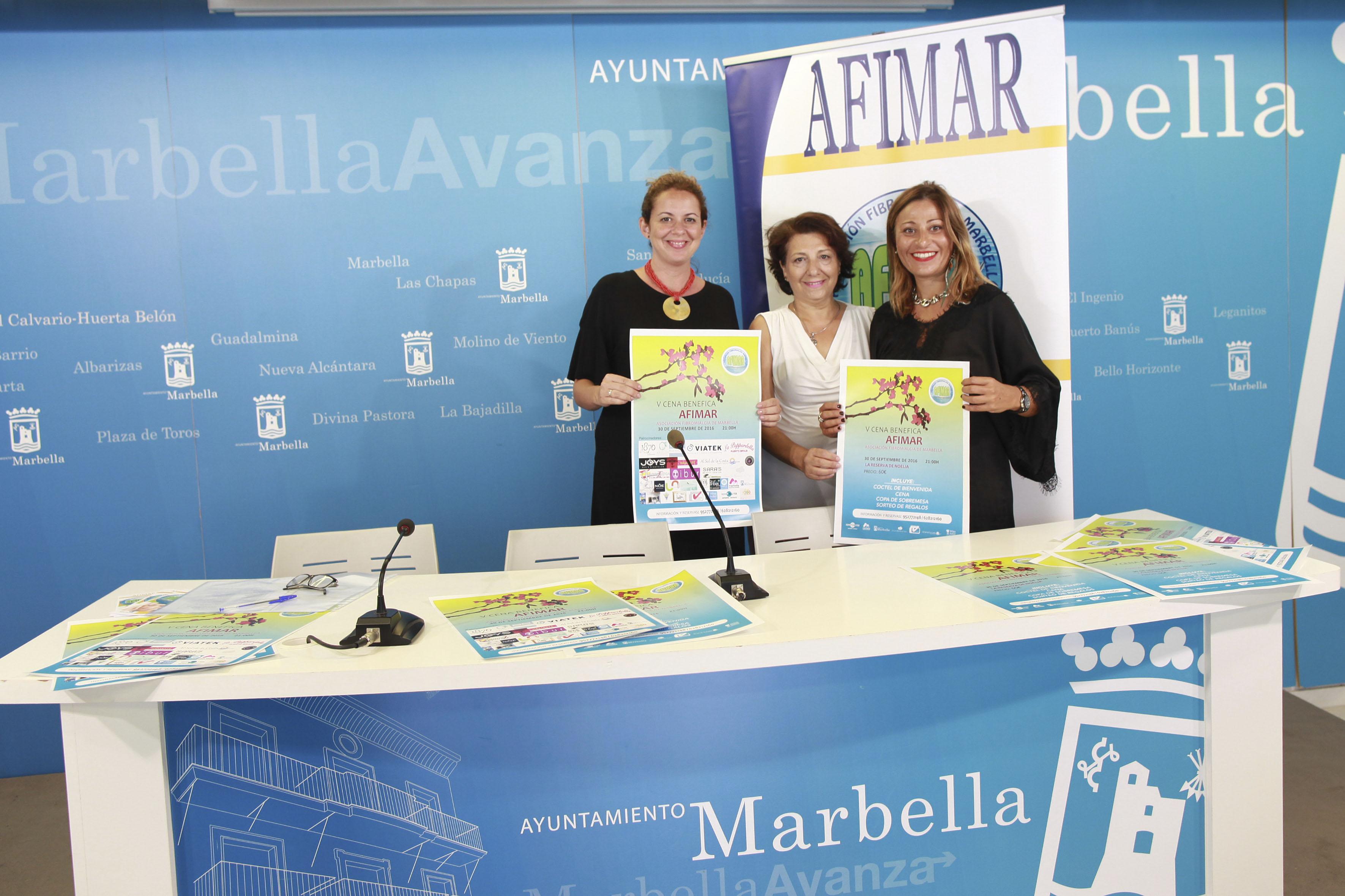 La asociaci n de fibromialgia de marbella celebrar su for Oficina correos marbella