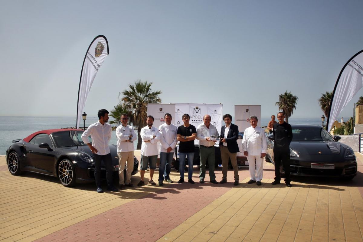 Marbella celebra una nueva edición de la selección gastronómica 'Porsche Gourmet'