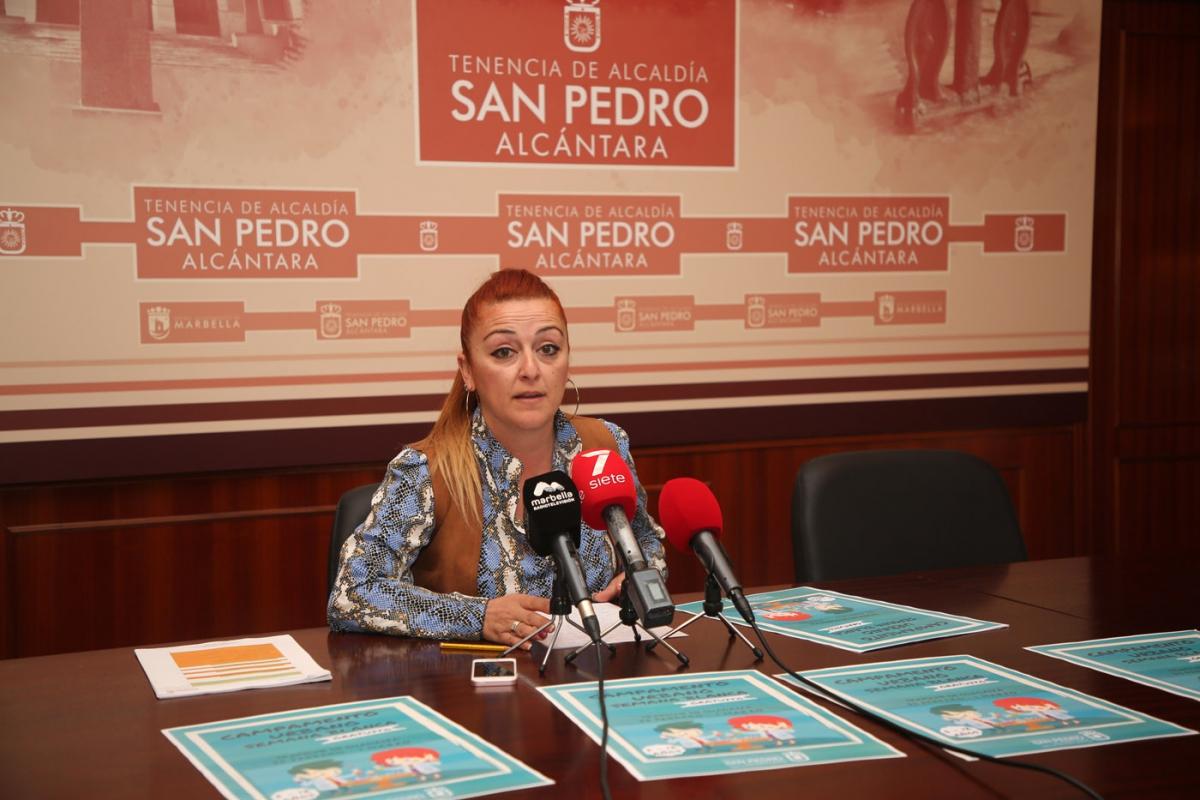 San Pedro Alcántara celebra el segundo Campamento Urbano de Semana Blanca para 120 participantes en el Trapiche
