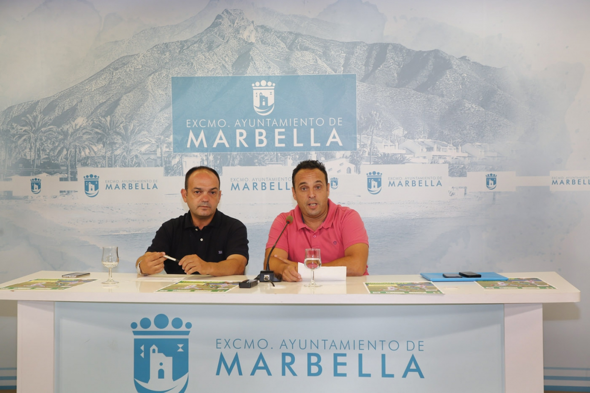 Cerca de 1.000 jugadores de fútbol participarán en la sexta edición de la 'Marbella Cup Soccer', que se celebrará del 23 al 26 de junio