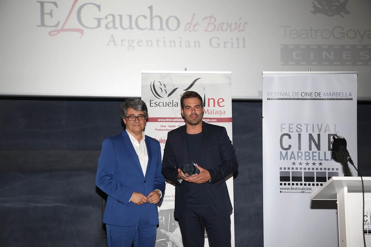Anomalous logra el Premio a la Mejor Película del Festival de Cine de Marbella