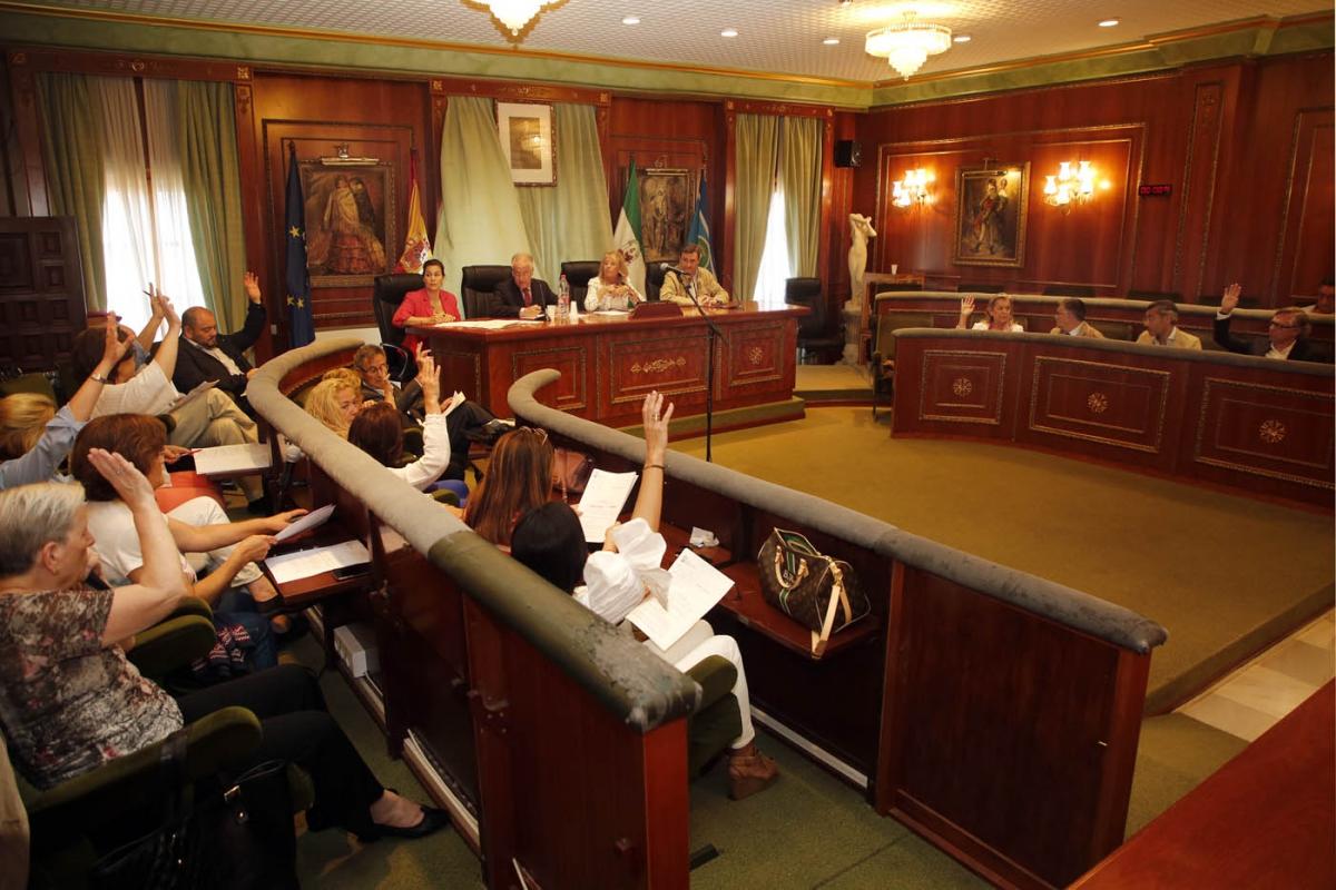 El Consejo Social de la Ciudad aborda las inversiones sostenibles, los fondos europeos EDUSI y los criterios del futuro PGOU de Marbella