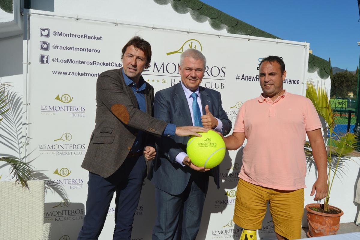 El Ayuntamiento respalda el calendario de eventos de Los Monteros Racket Club, que traerá a la ciudad torneos de primer orden como la International Padel Experiencie y la Adidas Padel Cup