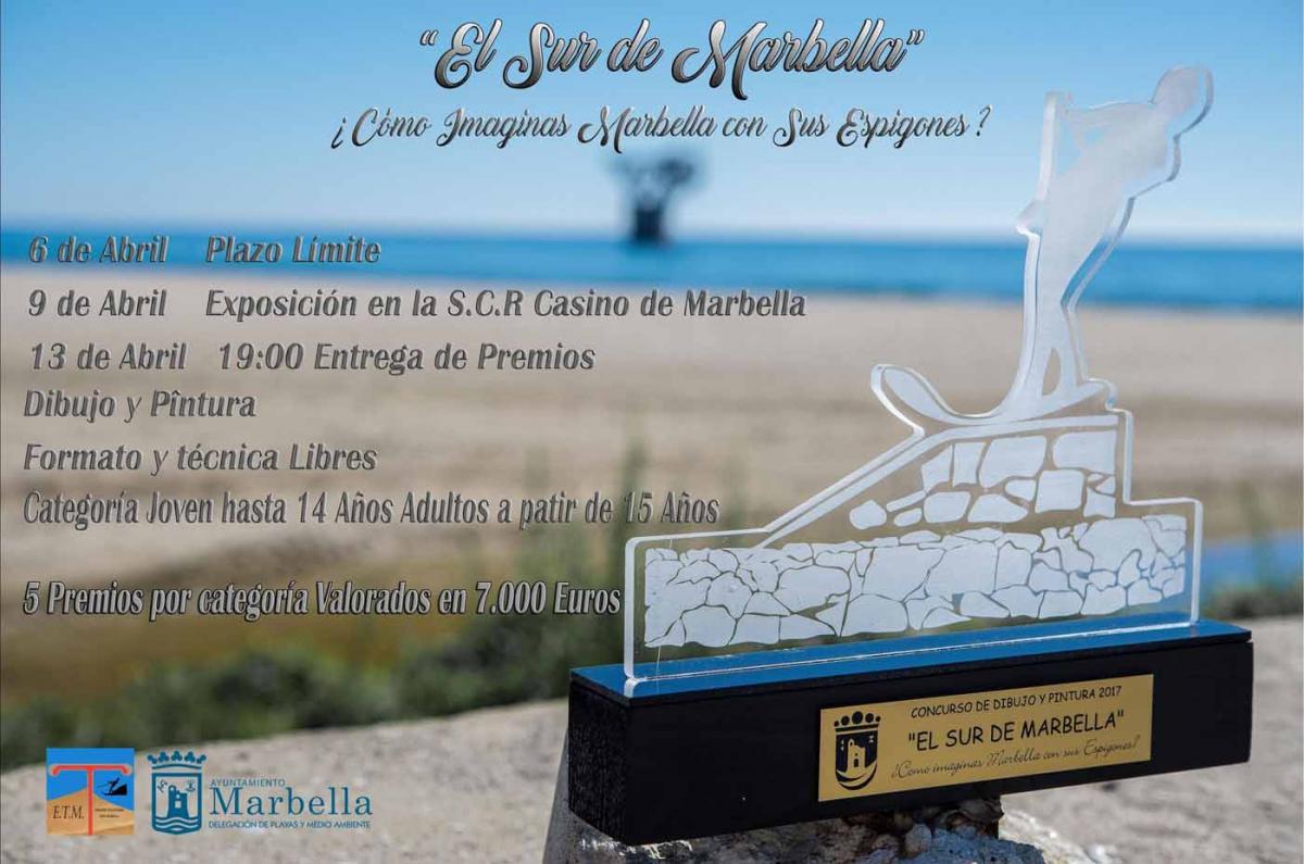 """Resultado de imagen de Concurso """"El sur de Marbella"""""""