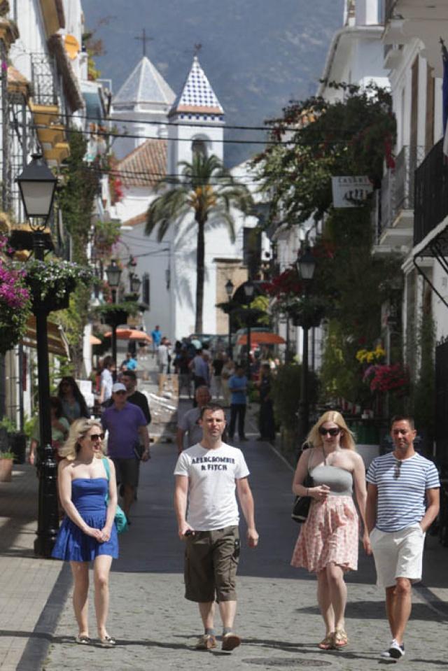 El ayuntamiento alcanza un preacuerdo con la oficina de for Oficina turismo londres en madrid