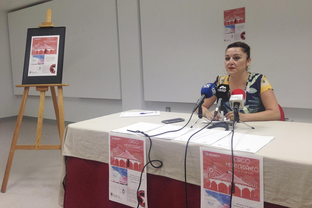 El Circo Mediterráneo vuelve a San Pedro Alcántara por tercer año consecutivo