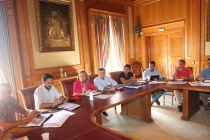 El Ayuntamiento aborda con los colectivos de ciclistas el Plan Andaluz de la Bicicleta y las actuaciones previstas por el Consistorio en esta materia