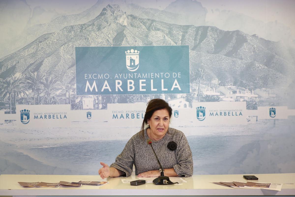 Marbella conmemorará el próximo 18 de diciembre el Día de la Lectura en Andalucía con dos encuentros de escritores y la lectura de un manifiesto