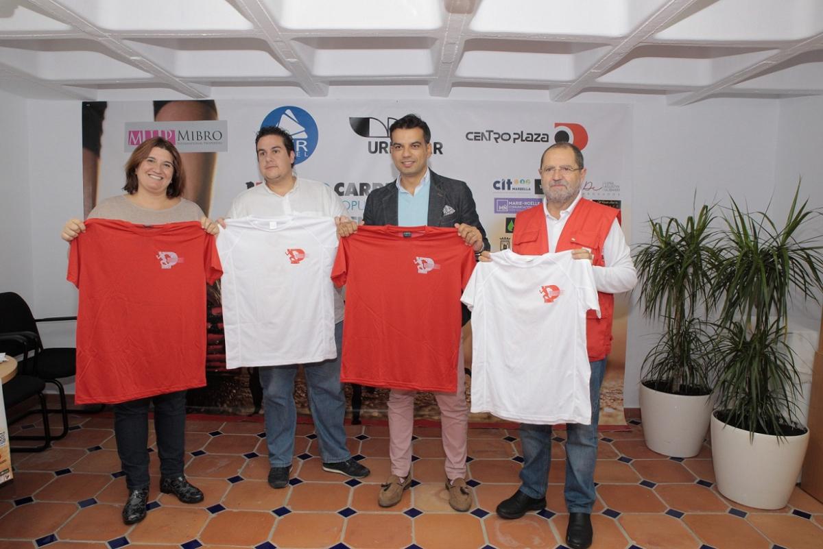 La segunda Carrera Popular Solidaria Centro Plaza tendrá lugar el día 11 de diciembre con medio millar de participantes y los fondos recaudados se destinarán a Cruz Roja
