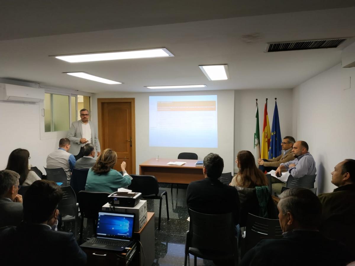El Ayuntamiento arranca la ejecución técnica de los proyectos financiados por el FEDER