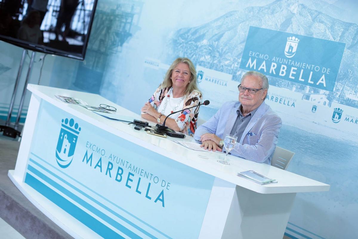 Más de 2.000 personas participarán del 12 al 15 de octubre en una nueva edición de Marbella 4 Days Walking