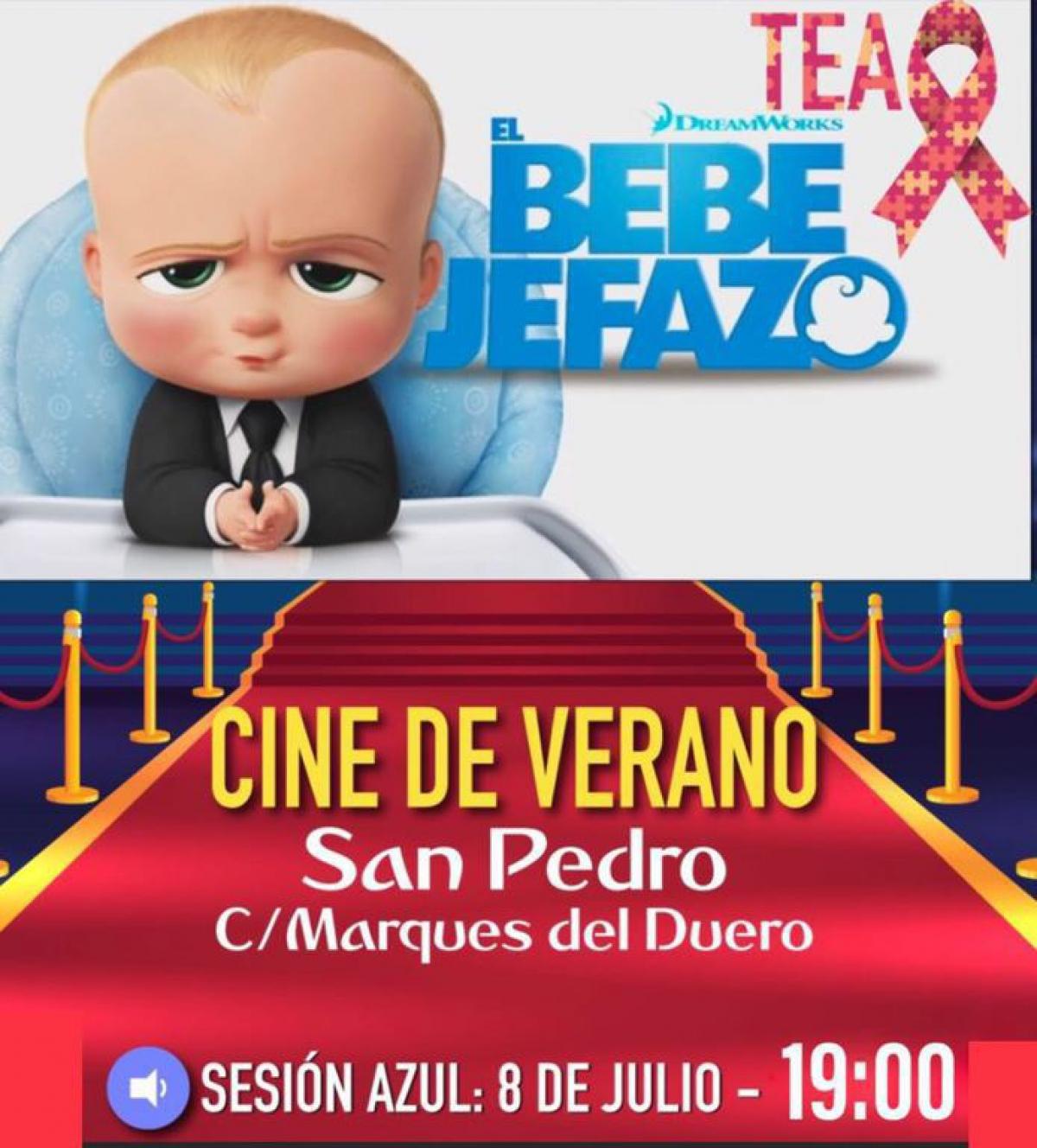 La Tenencia de Alcaldía de San Pedro Alcántara ofrecerá esta tarde una sesión de cine adaptada para niños con autismo en la pantalla de Marqués del Duero