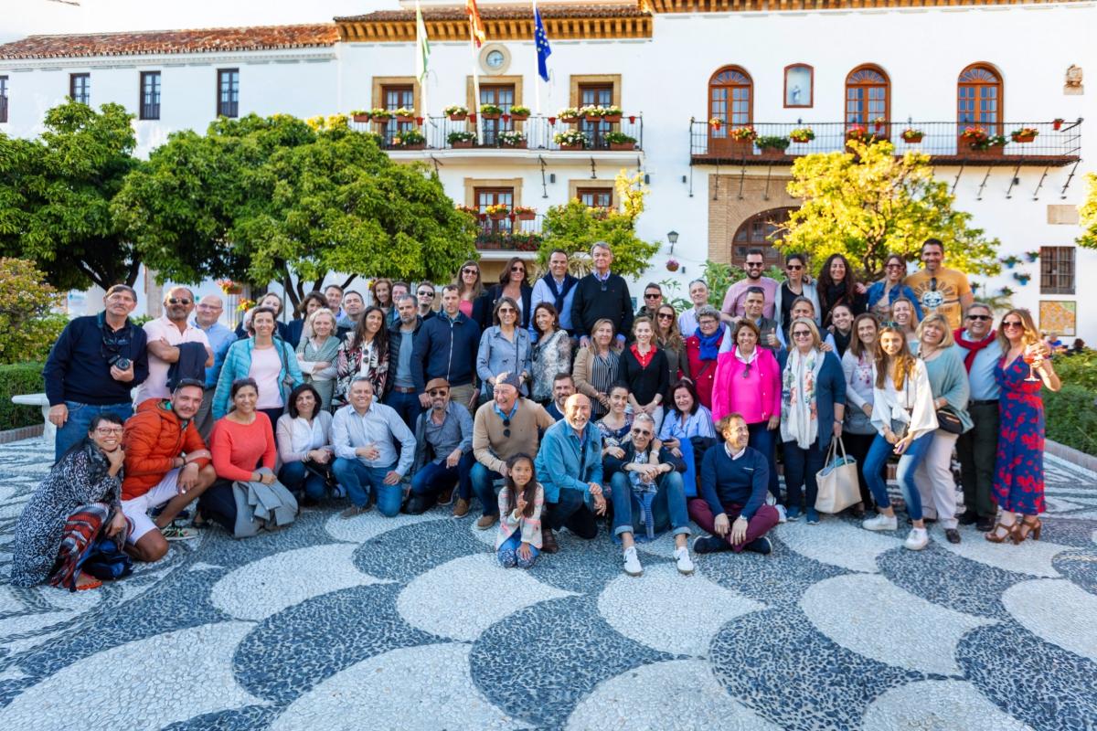 Marbella promociona su potente oferta como destino para reuniones, congresos e incentivos ante medio centenar de agencias de eventos que han celebrado en la ciudad su asamblea anual