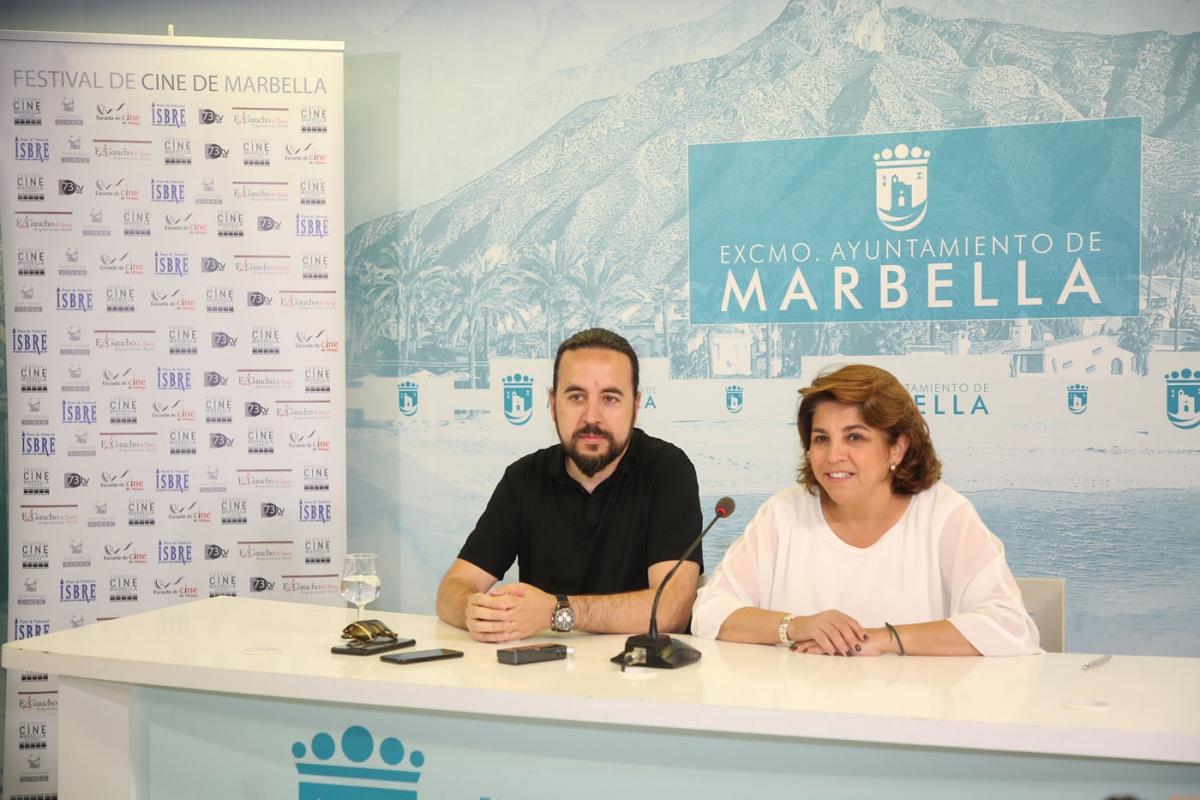 Seis largometrajes y cinco cortos competirán en la tercera edición del Festival de Cine de Marbella