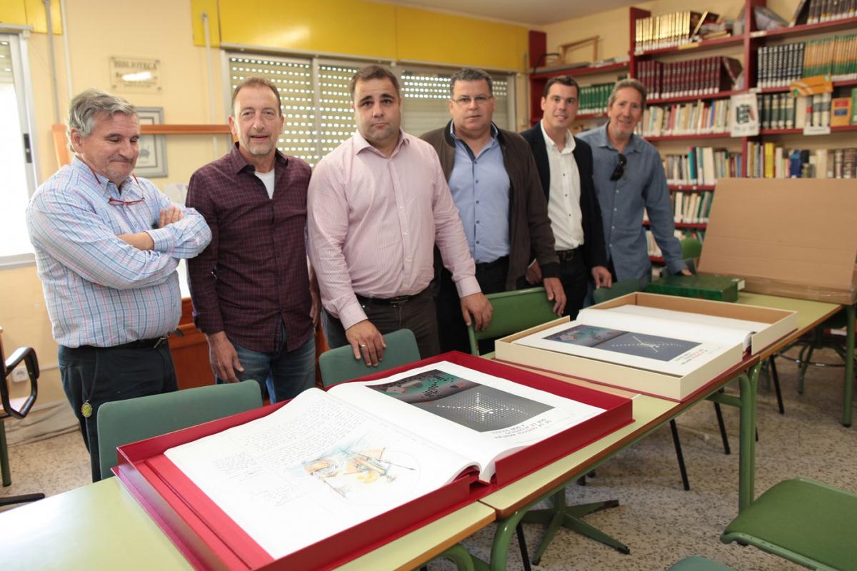 Resultado de imagen de quijote manuscrito marbella