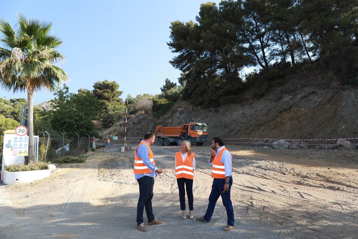 El Ayuntamiento habilitará a partir de la próxima semana una planta de transferencia provisional para residuos de poda y construcción