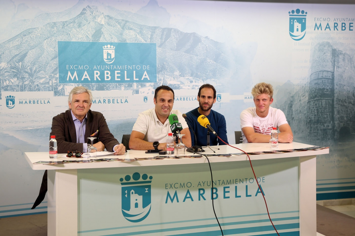 Marbella acogerá del 24 al 31 de marzo el torneo 'Casino Admiral Trophy ATP Challenger'