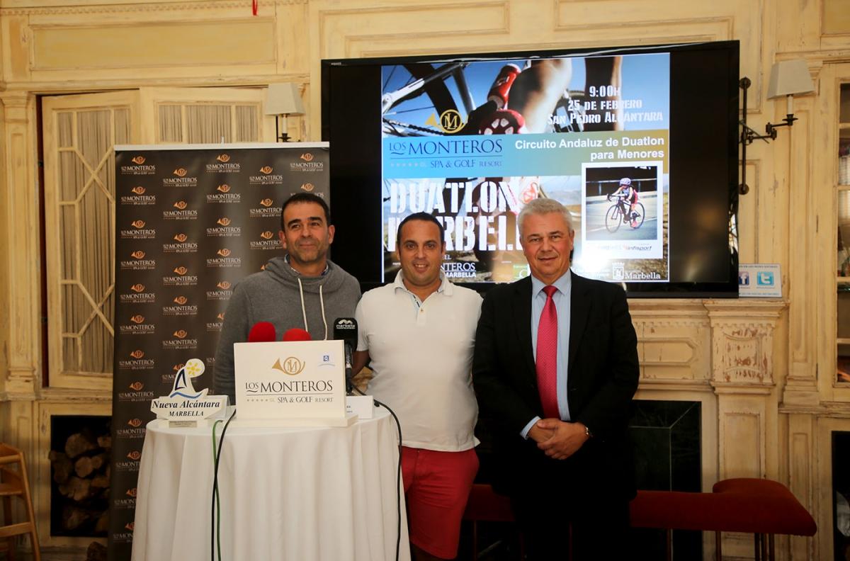 El XVII Duatlón 'Ciudad de Marbella' reunirá a casi 300 participantes este domingo en San Pedro Alcántara