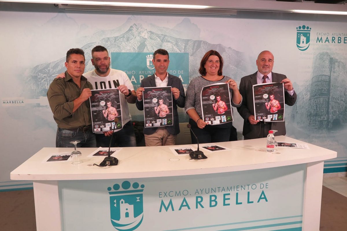 El Ayuntamiento respalda el homenaje a Antonio Benítez 'El Chato' que tendrá lugar este domingo día 4 en el Palacio de Congresos