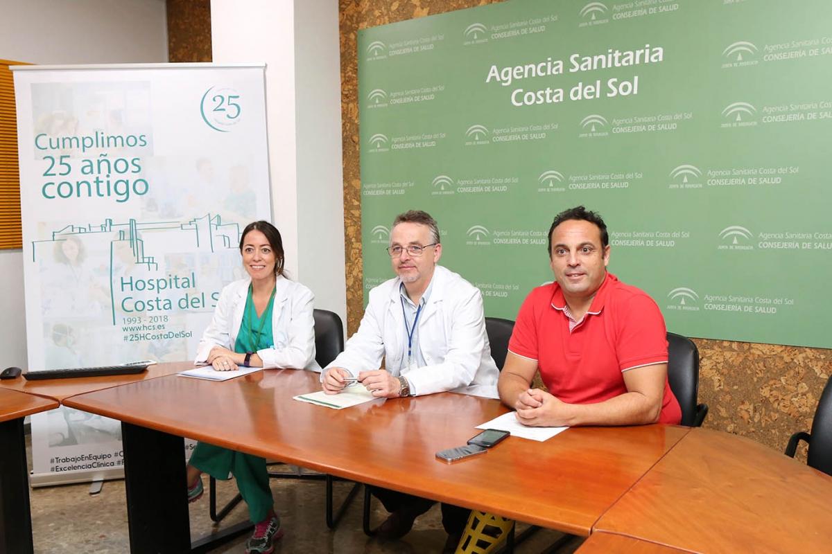 El Ayuntamiento colabora en la Carrera Solidaria que celebrará este sábado el Hospital Costa del Sol para promocionar la salud