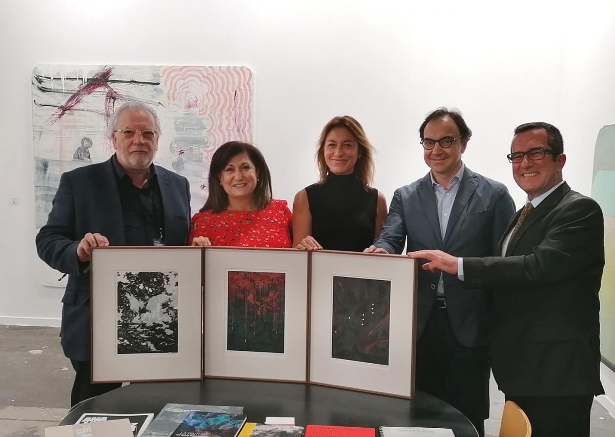El Museo del Grabado participa en la edición de este año de los Premios de la Feria de Arte Contemporáneo ESTAMPA