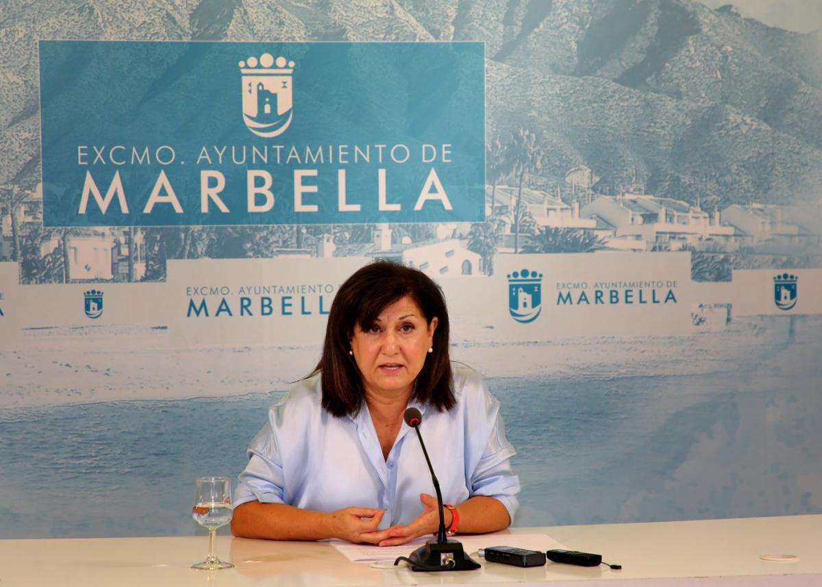 Marbella conmemorará el Día de la Biblioteca con novedosas acciones como el 'Laboratorio de letras', a cargo del poeta Alejandro Simón