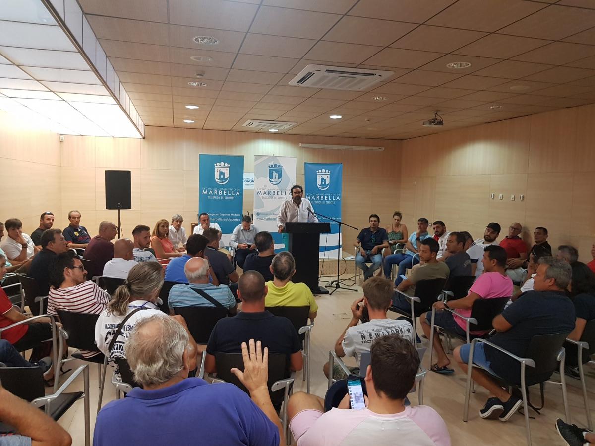 El equipo de Gobierno llevará a Pleno la creación de un Consejo de Deportes Municipal para consensuar con los clubes locales las políticas en esta materia