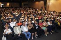 La alcaldesa ha asistido al acto de reconocimiento a las asociaciones inscritas en el Registro Municipal de Entidades Ciudadanas