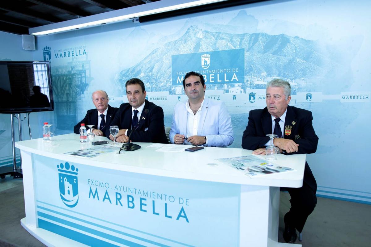 Marbella acogerá los días 1 y 2 de octubre el XXXV Concurso de Barmans y Jóvenes Barmans