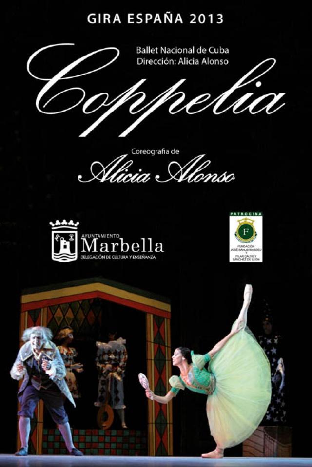 El ballet nacional de cuba visita marbella despu s de 20 for La scala marbella