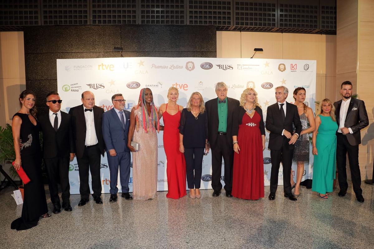 Marbella alberga por tercer año los Premios Latino que galardonan la mejor música y cine iberoamericano