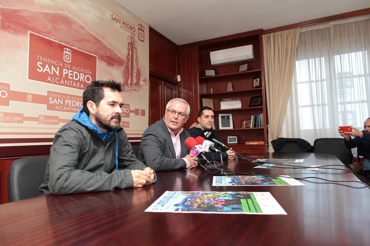 San Pedro Alcántara acogerá este viernes la quinta edición de la Carrera del Kilo a beneficio de Cáritas