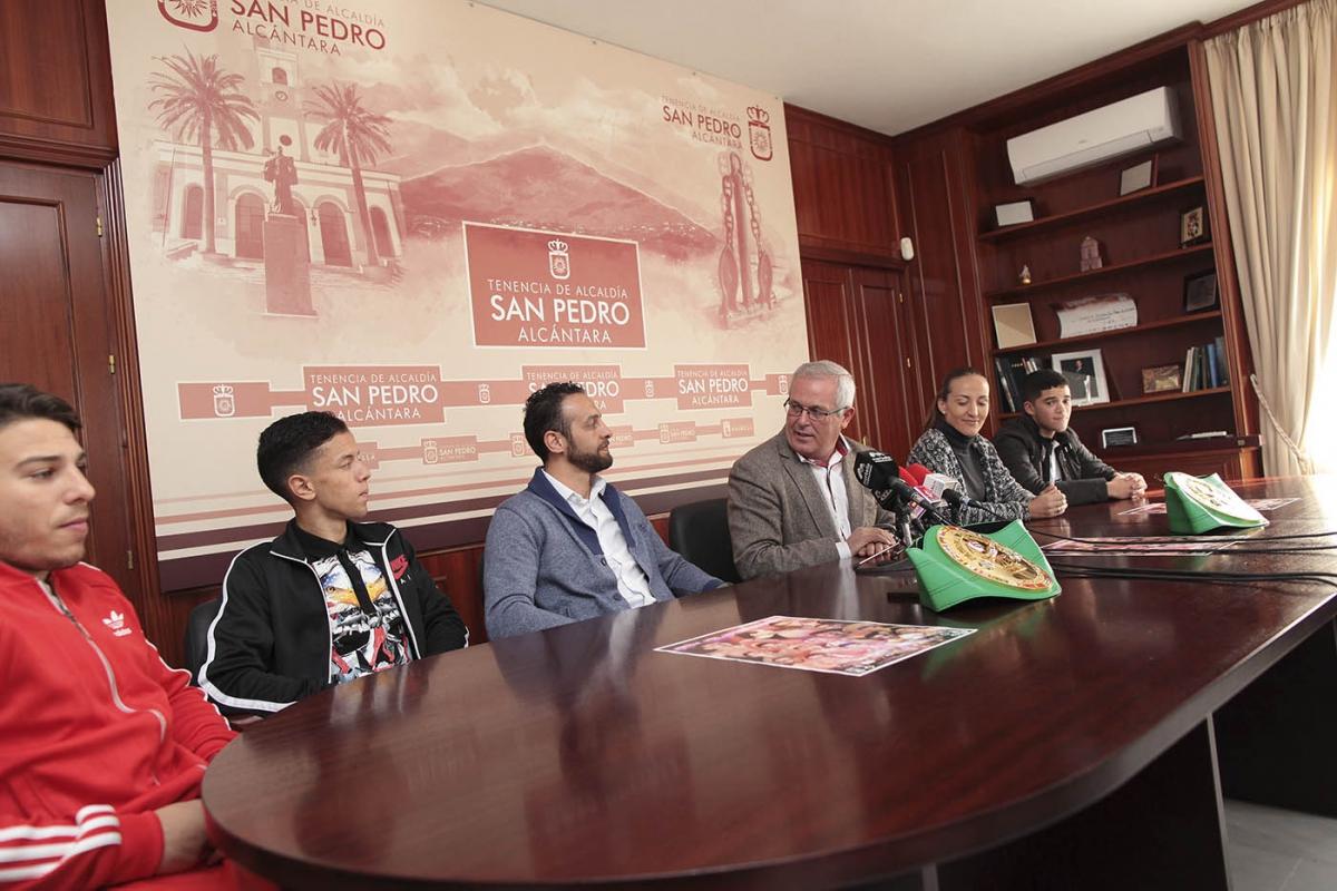 La Carpa municipal de San Pedro Alcántara será escenario el próximo 1 de abril del Campeonato de Europa WBC MuayThai Show