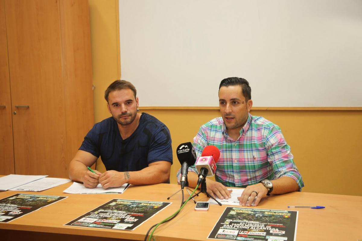 La Tenencia de Alcaldía de San Pedro presenta el I Trofeo Promesas de Andalucía de Fisioculturismo, que espera una participación de 80 deportistas
