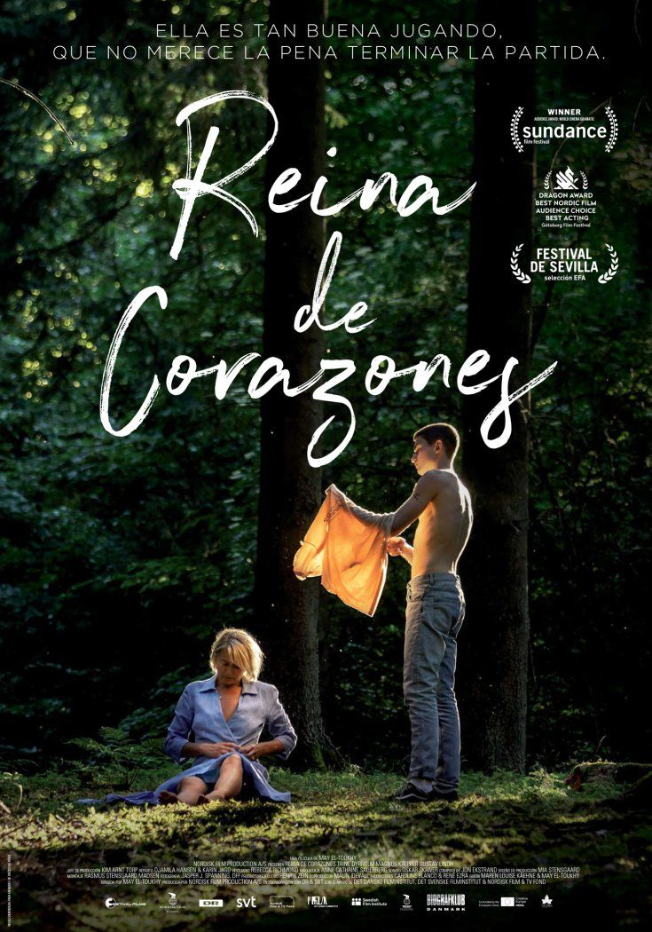 [26 Abr 2021] REINA DE CORAZONES (Cine, Cultura y Enseñanza) IES Rio Verde
