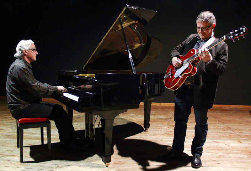 [30 Abr 2021] DAVID LENKER - VICENTE SOLSONA, DUO (Música / Conciertos, Cultura y Enseñanza, Tenencia Alcaldía San Pedro)