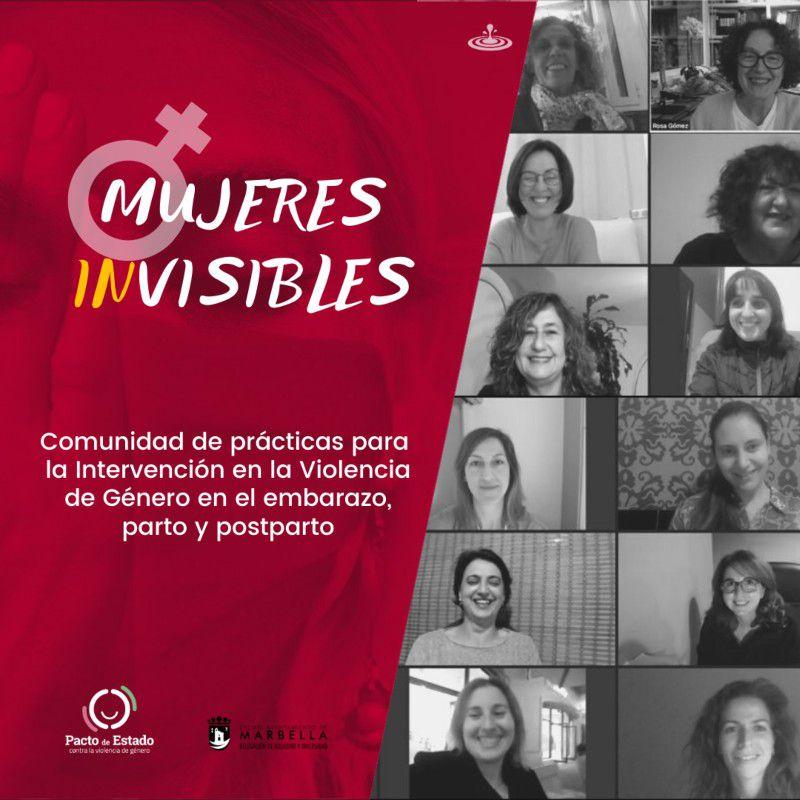 [20 Abr 2021] MUJERES INVISIBLES: 1 (Conferencias, Igualdad y Diversidad)