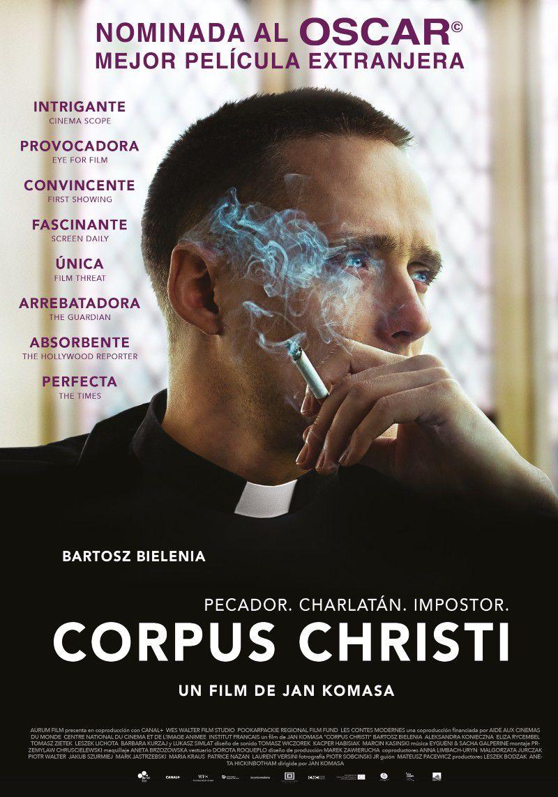 [24 Jun 2021] - CORPUS CHRISTI (Cine, Área de Cine, Cultura y Enseñanza) IES Rio Verde