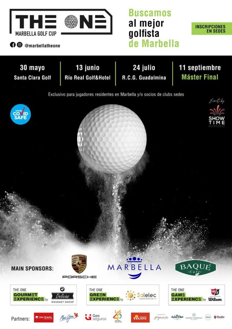 [24 Jul 2021] - THE ONE MARBELLA GOLF CUP (Deportes, Deportes)