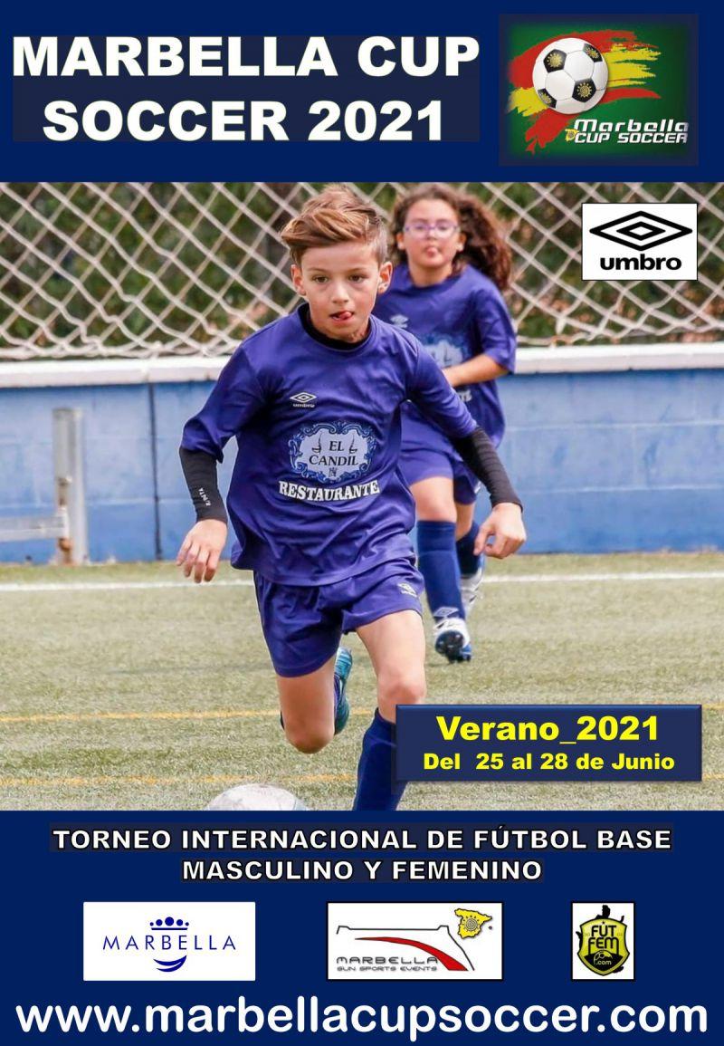 [25 Jun 2021] - TORNEO INTERNACIONAL DE FÚTBOL BASE MARBELLA CUP SOCCER 2021 (Deportes, Deportes) Estadio Municipal de San Pedro Alcántara