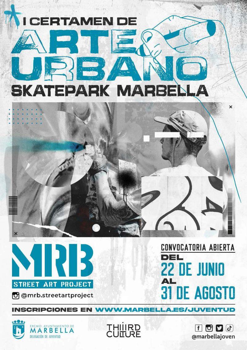 [24 Jul 2021] - MRB STREET ART PROJECT (Concursos, Juventud)