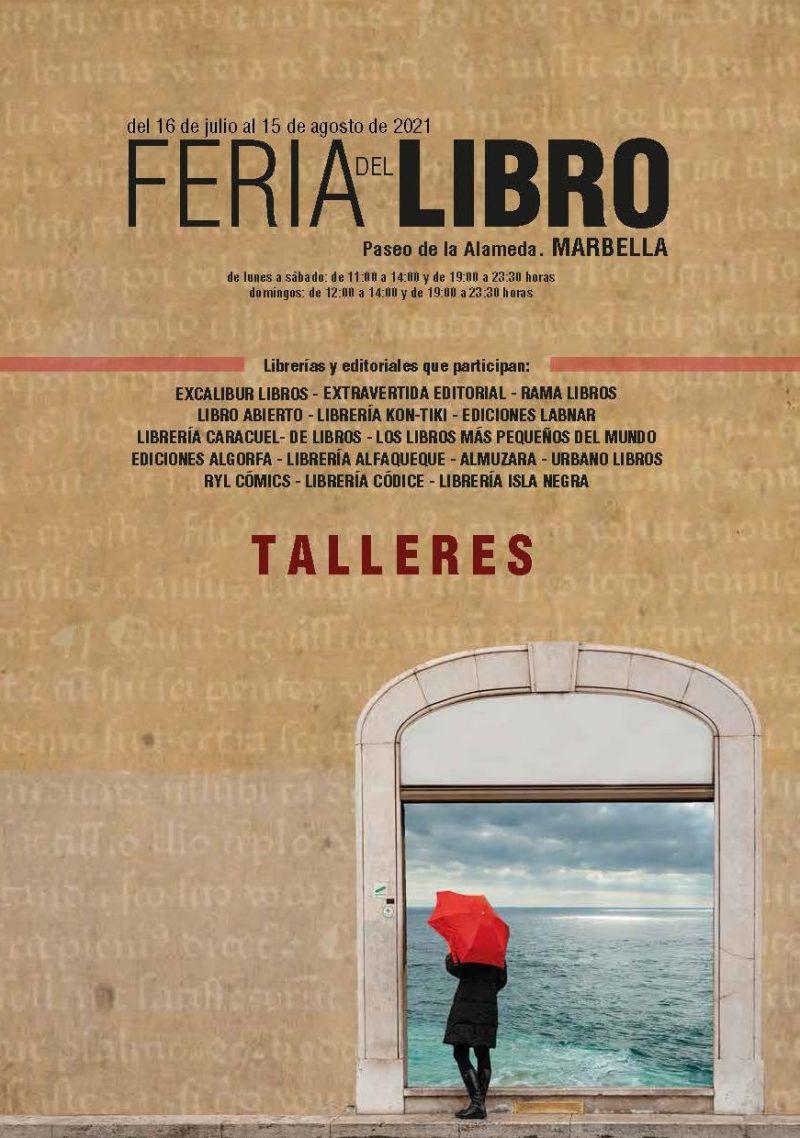 [24 Jul 2021] - TALLERES FERIA DEL LIBRO (Cursos y Talleres, Cultura y Enseñanza)