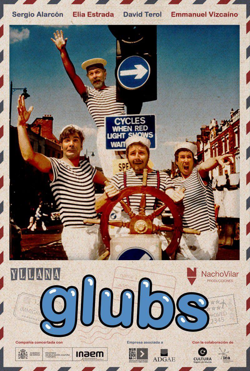 [31 Jul 2021] - GLUBS (Teatro, Cultura y Enseñanza, Tenencia Alcaldía San Pedro)