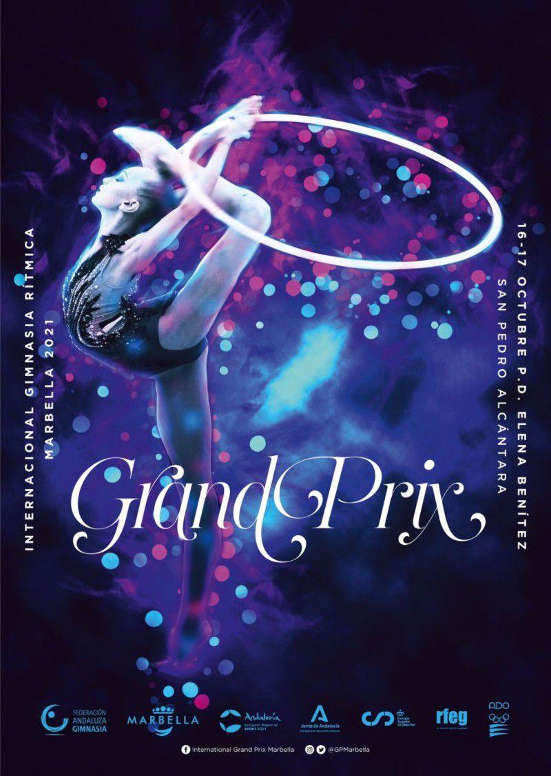 [16 Oct 2021] - GRAND PRIX INTERNACIONAL DE GIMNASIA RÍTMICA (Deportes, Deportes) Polideportivo de San Pedro Alcántara