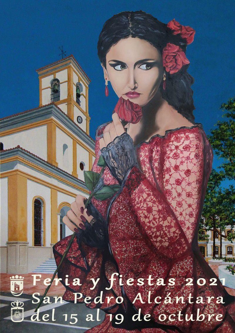 [15 Oct 2021] - FERIA Y FIESTAS DE SAN PEDRO ALCÁNTARA (Fiestas, Ferias y Verbenas, Fiestas, Tenencia Alcaldía San Pedro)