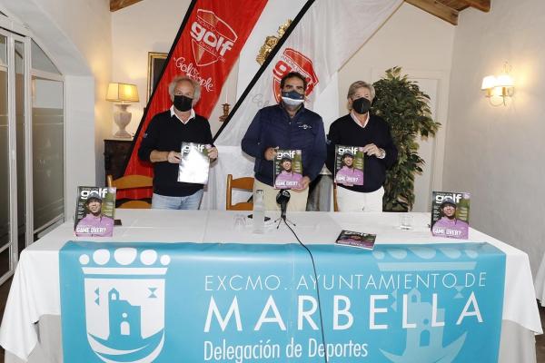 El Ayuntamiento apoya el XI Circuito Andalucía Golf Challenge, que constará de 25 pruebas clasificatorias y cuya final se celebrará en Marbella con la participación de jugadores de hasta 15 nacionalidades