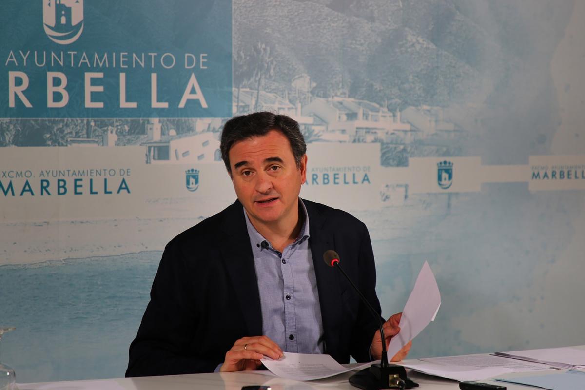 Ciudadanos y colectivos podrán presentar a partir de mañana y hasta el 2 de marzo sugerencias a la propuesta de elaboración del nuevo PGOU de Marbella