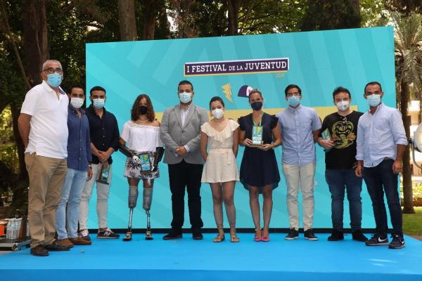 El I Festival de la Juventud reivindica una visión positiva del colectivo y apuesta por respaldarle ante las consecuencias de la pandemia y sus efectos sobre la salud mental
